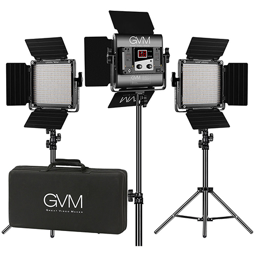 Video & Photography Light